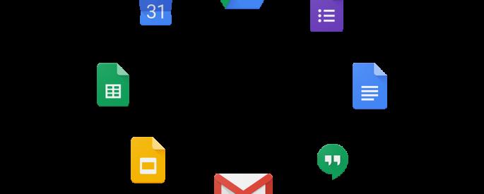G suite vs Google apps free